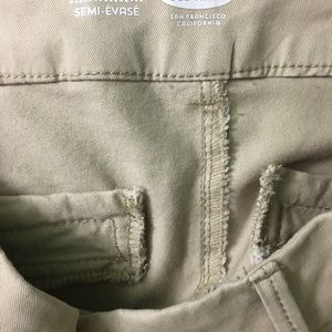 Abercrombie & Fitch Jeans - Old Navy khakis and Abercrombie and Fitch blouse